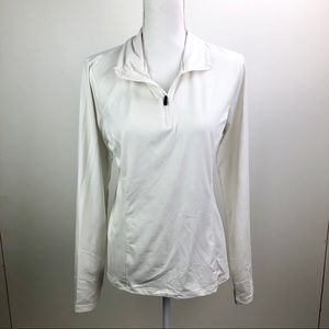 Athleta Quarter Zip